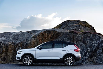 Volvo Cars Drops New Cars From 30 Meters To Help Save Lives